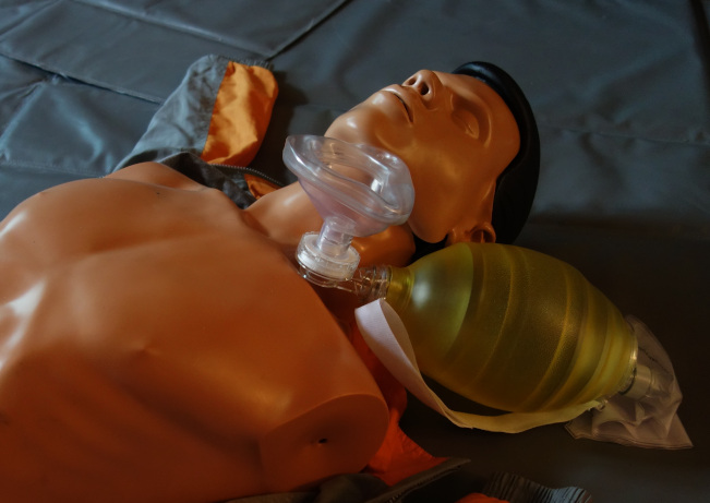 Notarztkurs Basic Life Support
